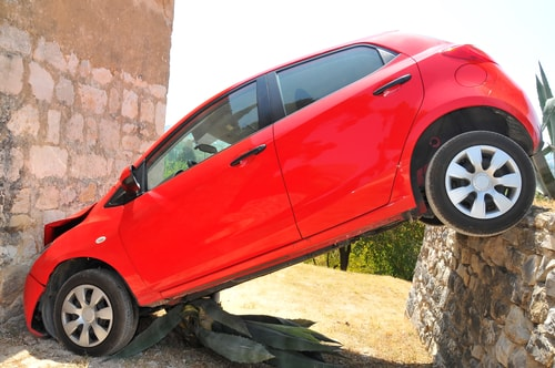 The Lighter (and Stranger) Side of Car Accidents