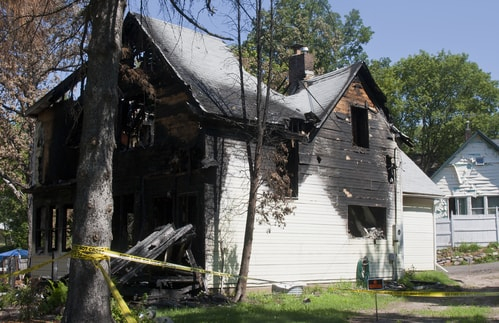 Why You Need Professionals to Clean Up After Fire Damage