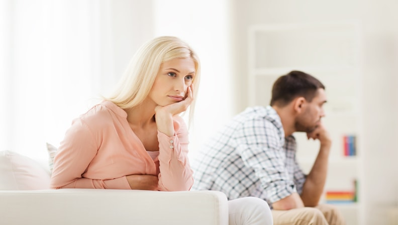 Do you want to be legally separated for a divorce?