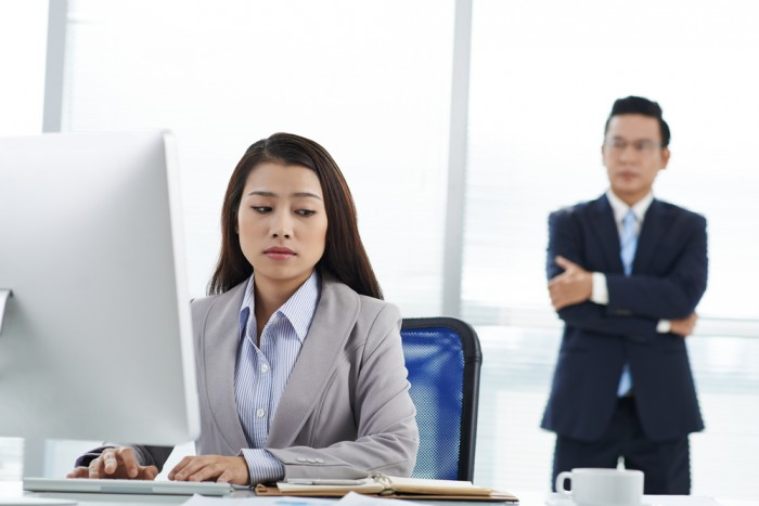 What Is The Difference Between Non-sexual And Sexual Harassment At The Workplace