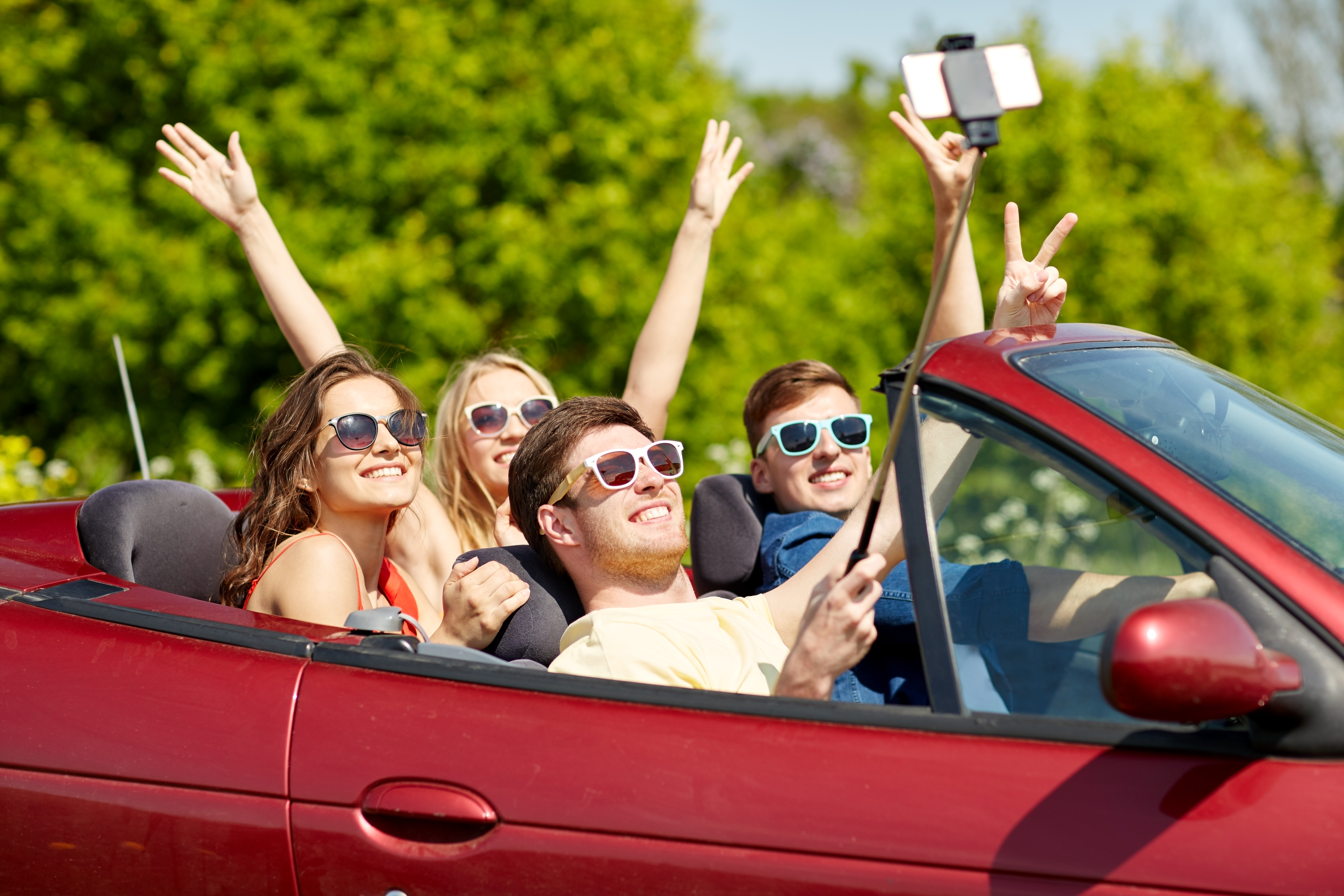 Summer Road Trip by Car and Safety Tips
