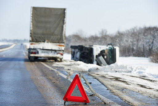 Winter Driving Tips for Delivery Truck Driver in Pennsylvania