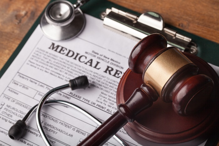 Importance of your Own Malpractice Insurance